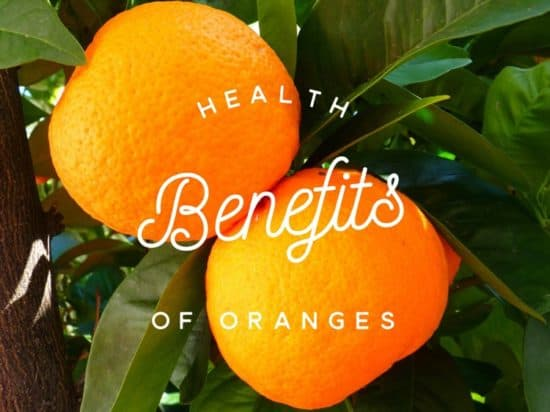 Oranges Health Benefits