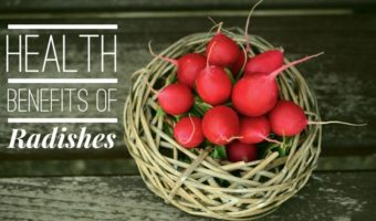 The Health Benefits of Radishes