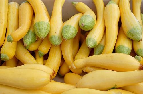 Health Benefits of Summer Squash