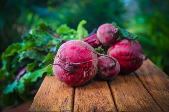 health benefilts of beets