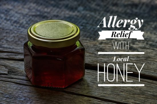 Treating Allergies with Local Honey