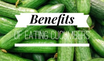 Cucumbers: Calories and Nutritional Information