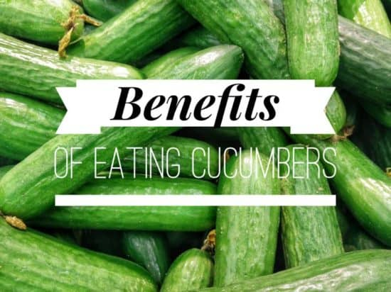 Cucumber Nutritional Information