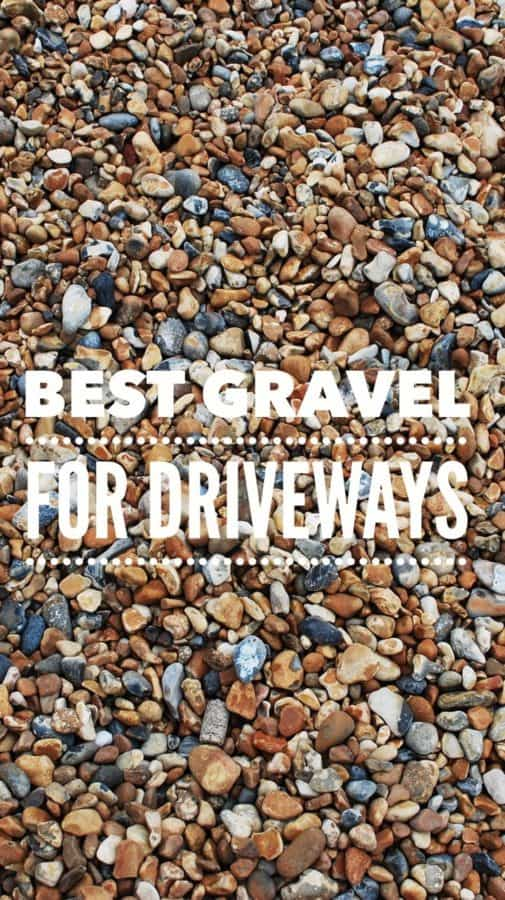 Types Of Gravel : Best types of gravel for driveways