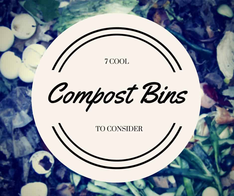 Compost Bins: 7 Cool Commercial Composters To Consider