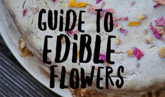 The Edible Flower Guide: Cooking With Flowers from the Garden