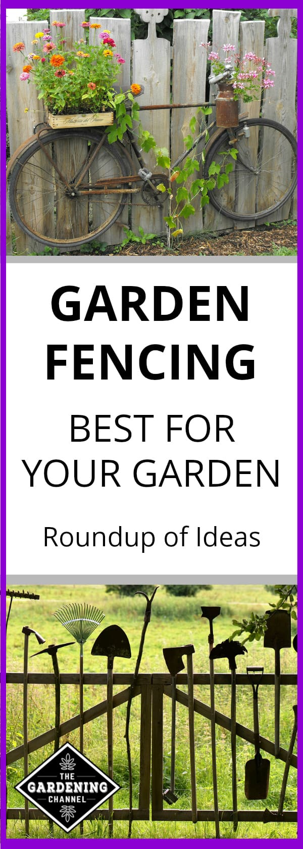 Garden Fencing: A Roundup of the Best Ideas - Gardening Channel