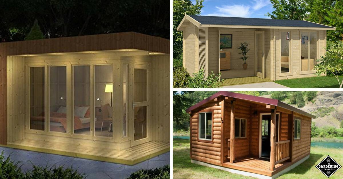 7 awesome tiny houses you can buy on amazon gardening for Tiny house to buy