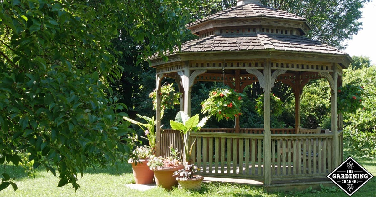 5 Stylish Backyard Gazebo Plans, Outdoor Patio Gazebo Plans
